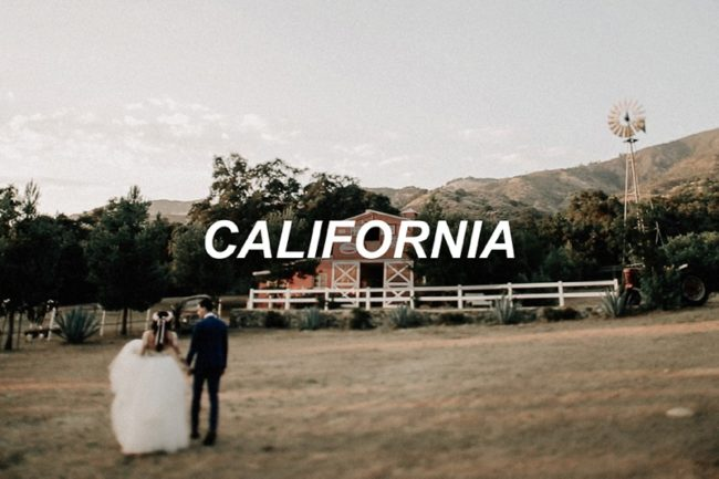 Older García- California Wedding