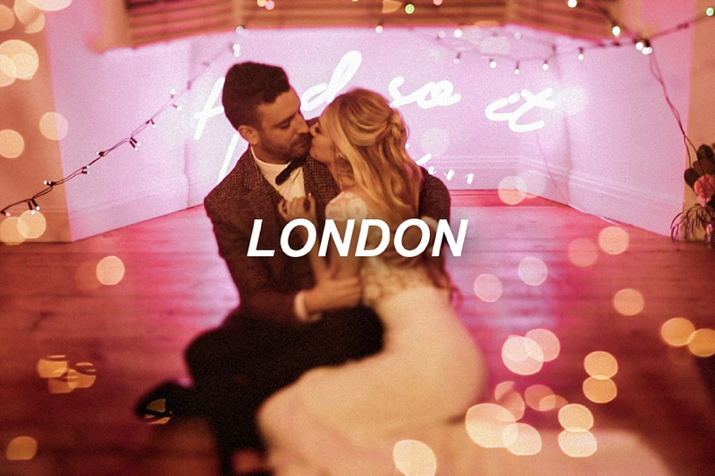 Older García | Vídeos de boda diferentes Older García-London wedding videographer