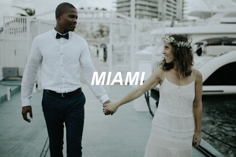 Vídeo boda Miami Older García | Vídeos de boda diferentes Older García-Miami wedding film