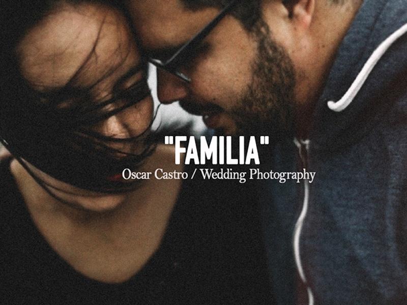 Older García-vídeo de familia