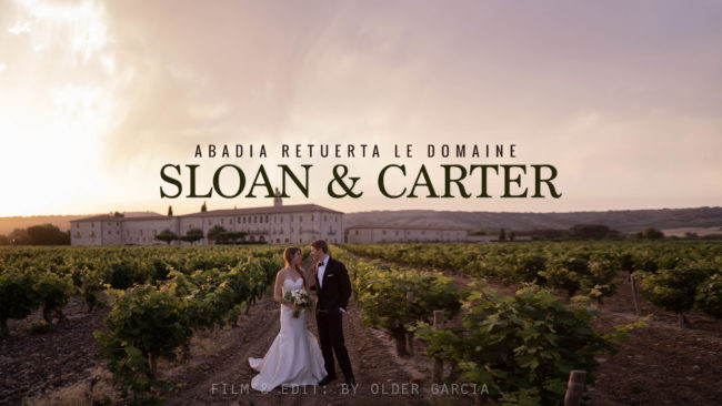 WEDDING ABADIA RETUERTA